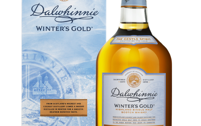 Dalwhinnie: Winter's Gold