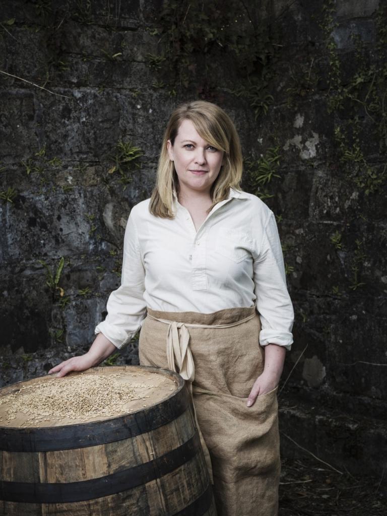 Aine O Hora, Head Distiller Boann Distillery