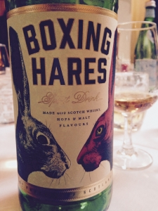 Boxing Hares Whiskey Union