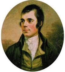 Robbie Burns, the 18th Century Scottish Bard
