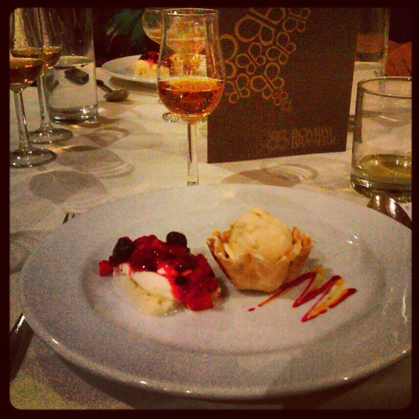 Bombay Brasserie Dessert