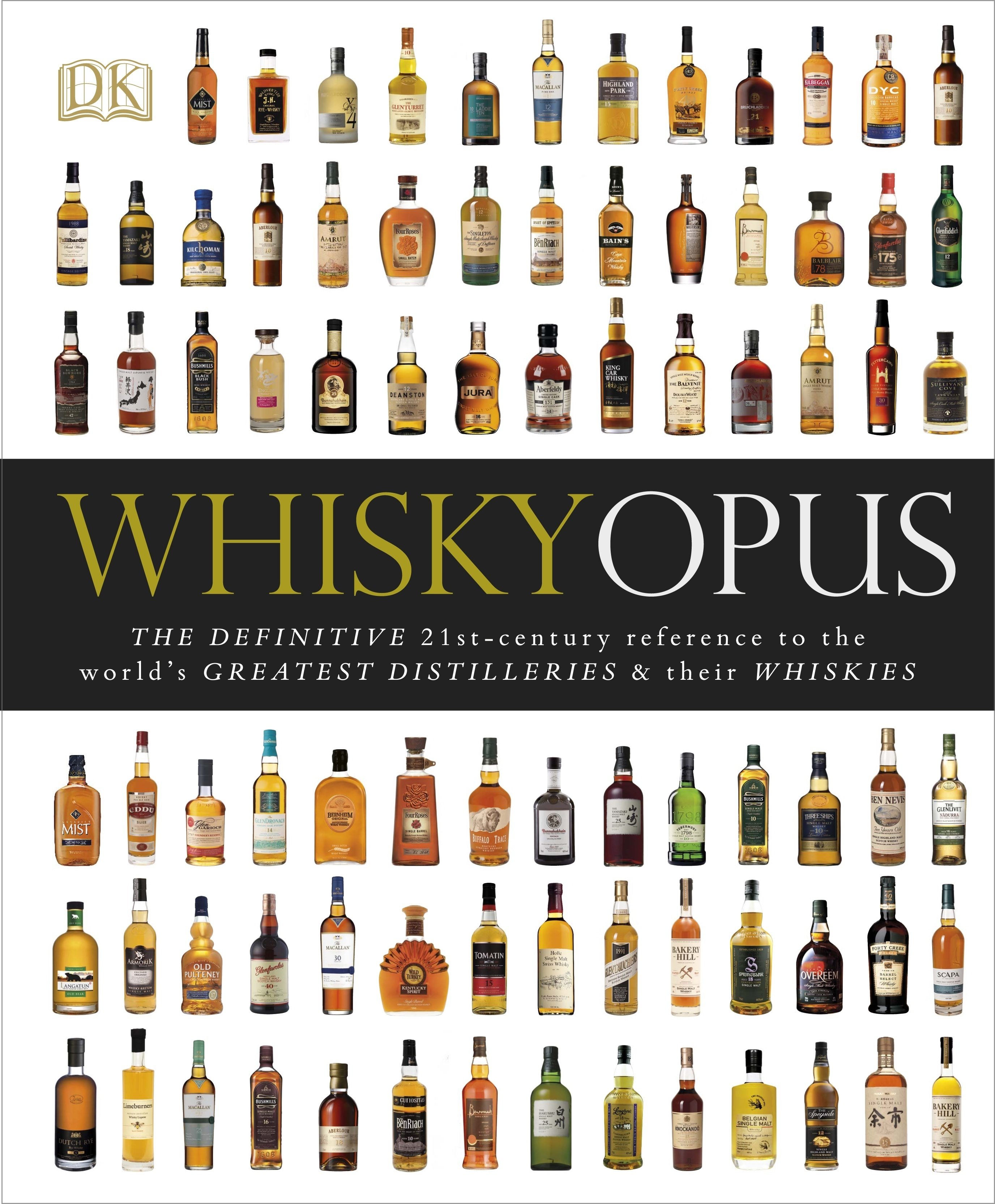 Whisky Opus Dominic Roskrow