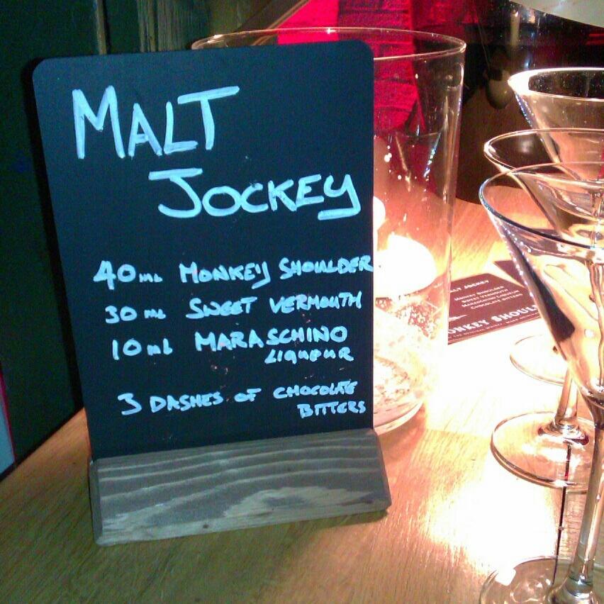 Malt Jockey