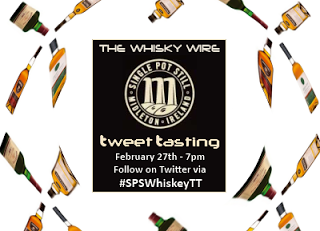 Single Pot Still Tweet Tasting 2