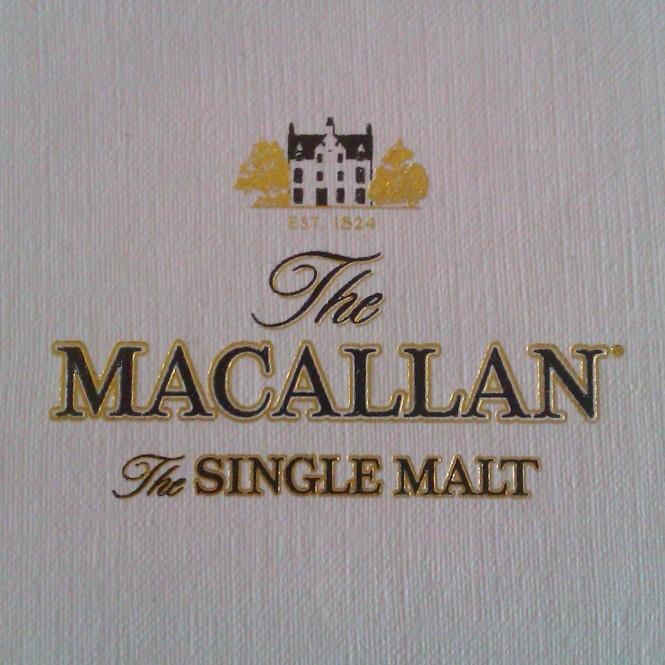 Logo of The Macallan Single Malt