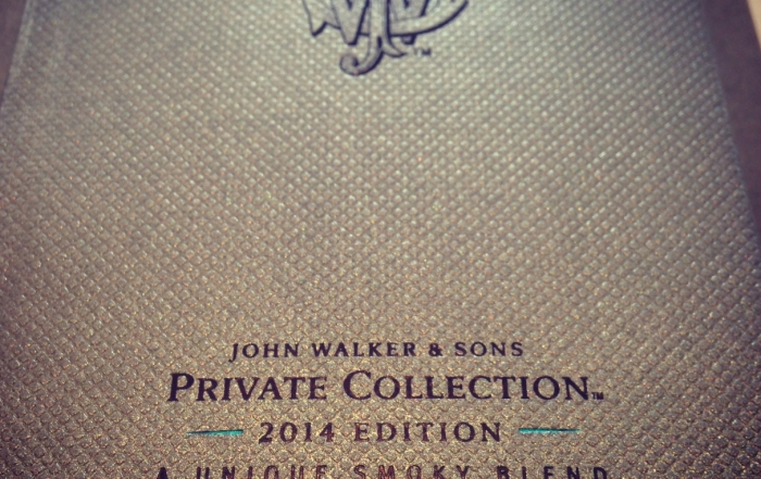 John Walker & Sons Private Collection