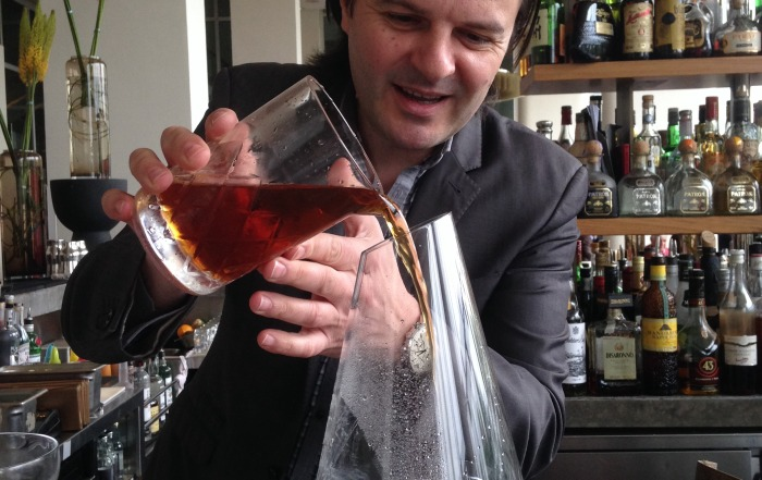 Zoran Peric: Japanese Whisky Cocktails