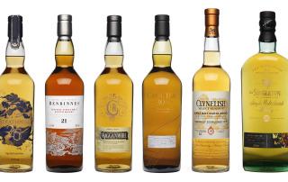 6 bottle range