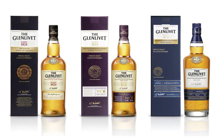 The Glenlivet: Master Distiller's Reserve